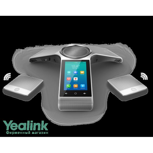 Yealink CP960 — лучшая конференц-связь для средних и больших залов