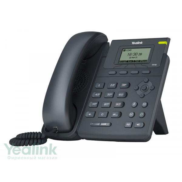 Настольный IP-телефон Yealink SIP-T19 E2