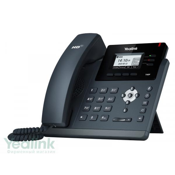 Настольный IP-телефон Yealink SIP-T40P