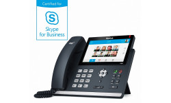 IP-телефон Yealink SIP-T48S для Skype for Business