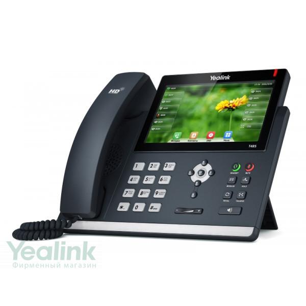 Настольный IP-телефон Yealink SIP-T48S