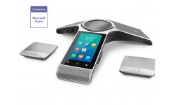 Конференц-телефон Yealink для Teams CP960 + 2 микрофона CPW90