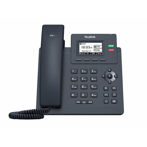 Настольный IP-телефон Yealink SIP-T31