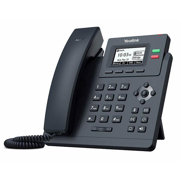 Настольный IP-телефон Yealink SIP-T31P