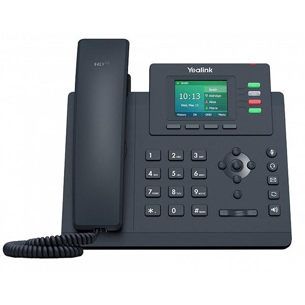 Настольный IP-телефон Yealink SIP-T33P