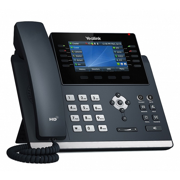Настольный IP-телефон Yealink SIP-T46U