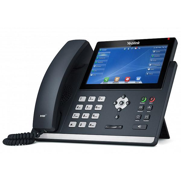 Настольный IP-телефон Yealink SIP-T48U