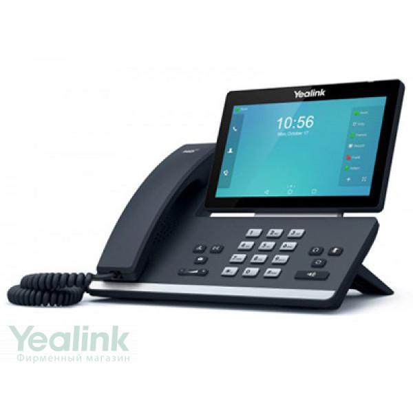 Настольный IP-телефон Yealink SIP-T58A