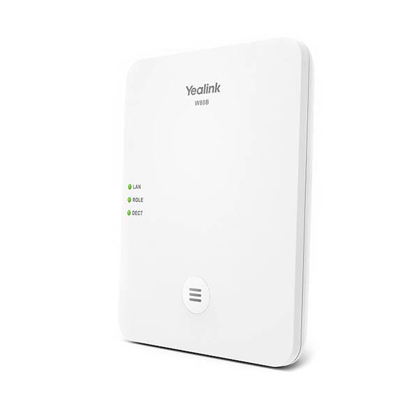Микросотовая IP-DECT-система Yealink W80B