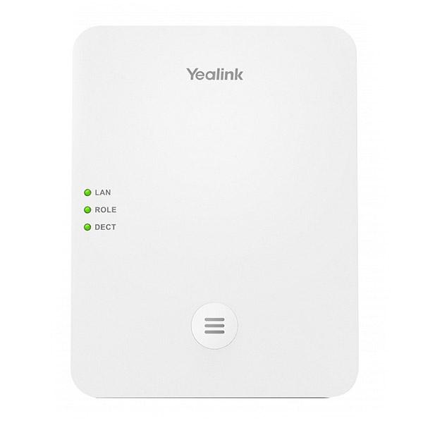 Микросотовая IP-DECT-система Yealink W80DM