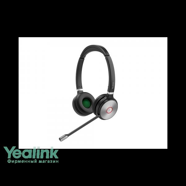 Гарнитура беспроводная Yealink WH62 Dual UC