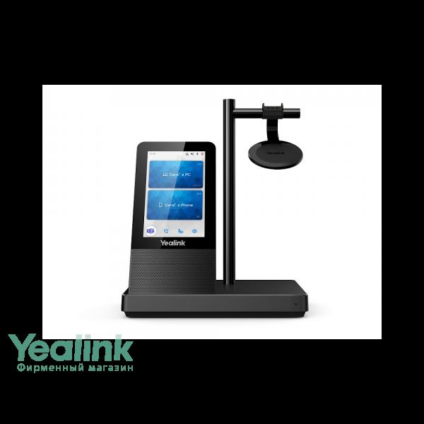 Гарнитура беспроводная Yealink WH66 Mono UC