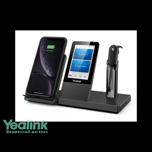 Беспроводное зарядное устройство для DECT-гарнитур Yealink WHC60
