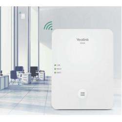 W80B - новинка мире микросотовых IP DECT систем от компании Yealink